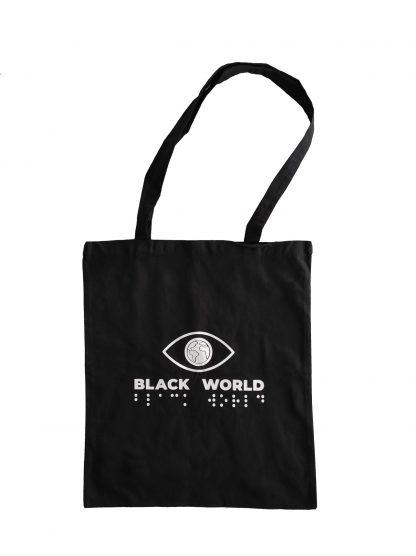 Torba z logo Black World
